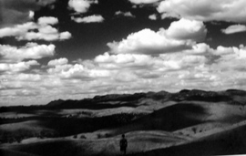 Jason Reif '09 took this photograph of Australia's Flinders Ranges during a semester abroad.
