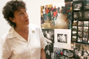 Nina Felshin explains a recent exhibition of Eric Gottesman and Sudden Flowers in Addis Ababa, Ethiopia.