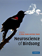 Neuroscience of Birdsong.
