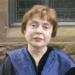 Irina Russo, professor of chemistry, received a Binswanger Prize for Excellence in Teaching.