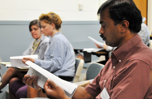 The Wesleyan Writers Conference welcomes new writers, established writers, and anyone interested in the writer's craft.