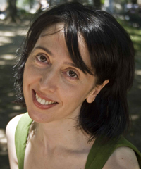 Deb Olin Unferth joined the Department of English in fall.