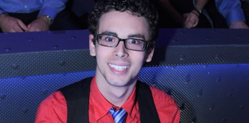 Max Nussenbaum '12 was a contestant on the Oct. 7-8 episodes of  <em>Who Wants to Be a Millionaire?</em>  He answered nine of the 15 questions correctly and walked away with $15,000.