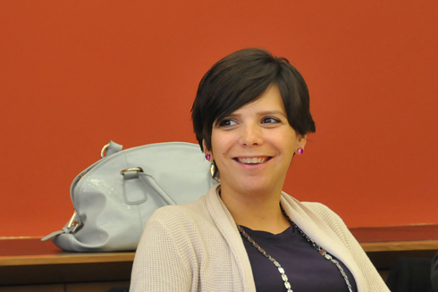 Lucy Diaz, assistant director of the Wesleyan Fund, is a member of AFCA.