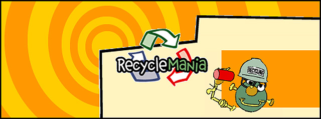 Wesleyan is participating in the Benchmark Division of RecycleMania in 2010.