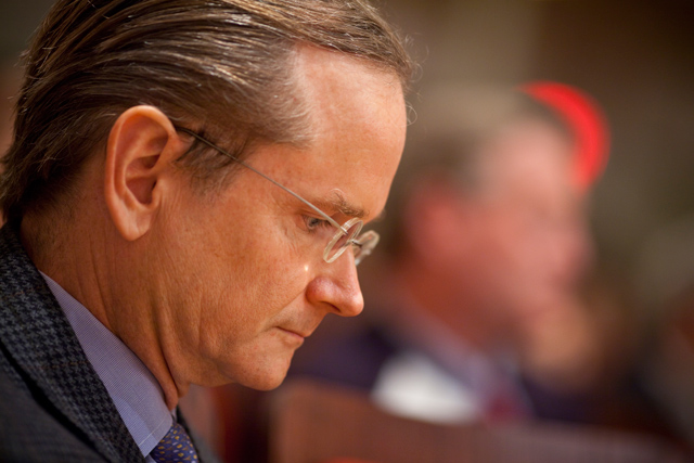 "Harvard Law Professor Lawrence Lessig is the 19th Annual Hugo L. Black Lecturer.  His current work addresses ""institutional corruption""—relationships which are legal, even ethical, but which weaken public trust in an institution."