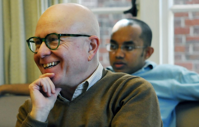 Henry Abelove, the Willbur Fisk Osborne Professor of English, professor of American studies, suggested that general education courses never count towards a major or departmental credit.