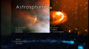 "Redfield discussed the interstellar medium, our heliosphere and ""astrospheres,"" during the presentation."