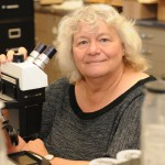 Thomas Honored for Excellence in Foraminiferal Research