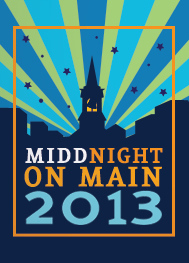 Middnight on Main 2013.