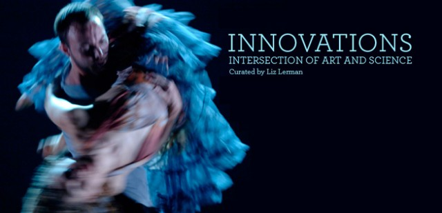 """Innovations: Intersection of Art and Science"" is co-hosted by the Center for the Arts and the Hughes Program in the Life Sciences and curated by choreographer Liz Lerman."