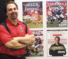 Jeff McDonald is a columnist/blogger for en elite football coaching magazine.