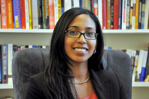 Leah Wright, assistant professor of African American studies, assistant professor of history, received a grant worth $31,500 from the Woodrow Wilson National Fellowship Foundation. The award is supporting her her current book project.