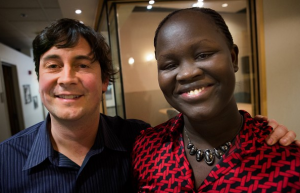 Refuge Point's Sasha Chanoff '94 speaks on Lost Girls of Sudan.