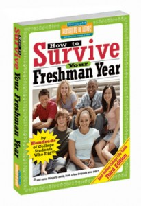 College guide edited by Frances Northcutt '97
