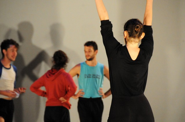 On July 11 and 12, Gallim Dance returned to the CFA Theater to perform the New England premiere of Mama Call (2011), and Pupil Suite (2010).