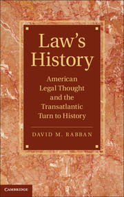 Book by David M. Rabban '71