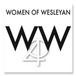 Women of Wesleyan.