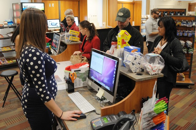 Wesleyan's Cardinal Technology Services hosted a Faculty and Staff Appreciation Day Nov. 15.