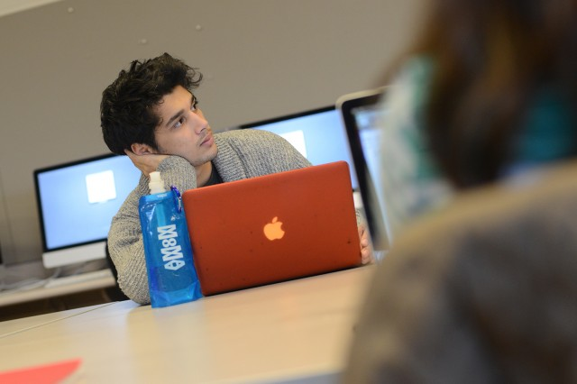 Winter Session classes met from 9 to 11:30 a.m. and 1 to 3:30 p.m. every day.
