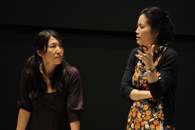 Miri Nakamura and Amy Tang speak about the film. The series is sponsored by Wesleyan Academic Affairs, the Mansfield Freeman Center for East Asian Studies, the Center for Film Studies, the Department of Romance Languages and Literatures, the Department of English, and the Asian American Student Collective.