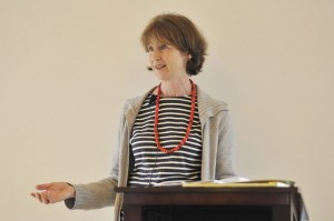 Short story writer/novelist Roxana Robinson is on the Wesleyan Writers Conference faculty.