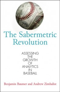 Book  by Benjamin Baumer '00 and Andrew Zimbalist P'02