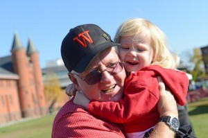 All parents, grandparents,  family and friends of Wesleyan are invited to Family Weekend Sept. 26-28.