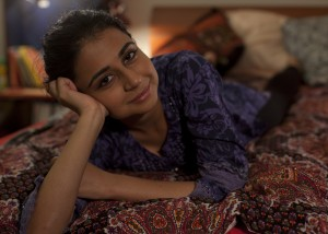 "Mahira Kakkar in ""Hank and Asha"""