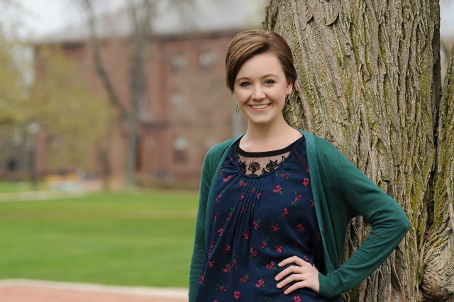 After participating in an intensive 10-week language institute this summer, Casey Smith '17 plans to continue studying Arabic at Wesleyan. She also hopes to earn certificates in international relations and Middle Eastern studies.