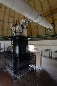In recent years, the refractor has remained in use by approximately 1,000 visitors annually.