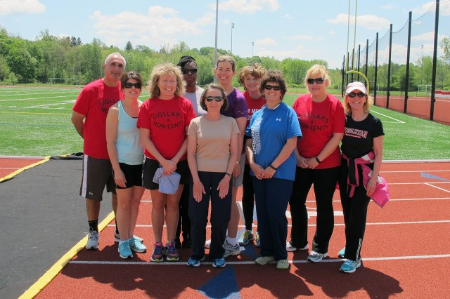Participants included, from left, Nate Peters, Lisa LaPlant, Sherri Condon, Janice Watson, Mary Kelly, Renee Rasmussen, Beverly Hunter-Daniel, Michele Myers-Brown, Christine Daniels, Heather Minetti, and (not pictured) Tracey Stanley, Roseann Sillasen and Jennifer Enxuto.