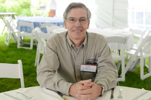 John Woodhouse '79 of Houston, Texas is attending his 35th reunion.
