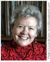 Jean Redpath (Photo courtesy of http://www.jeanredpath.com/)
