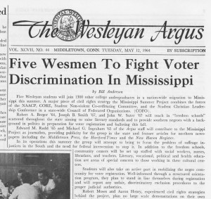 Argus May 12 1964 Freedom Summer (1)
