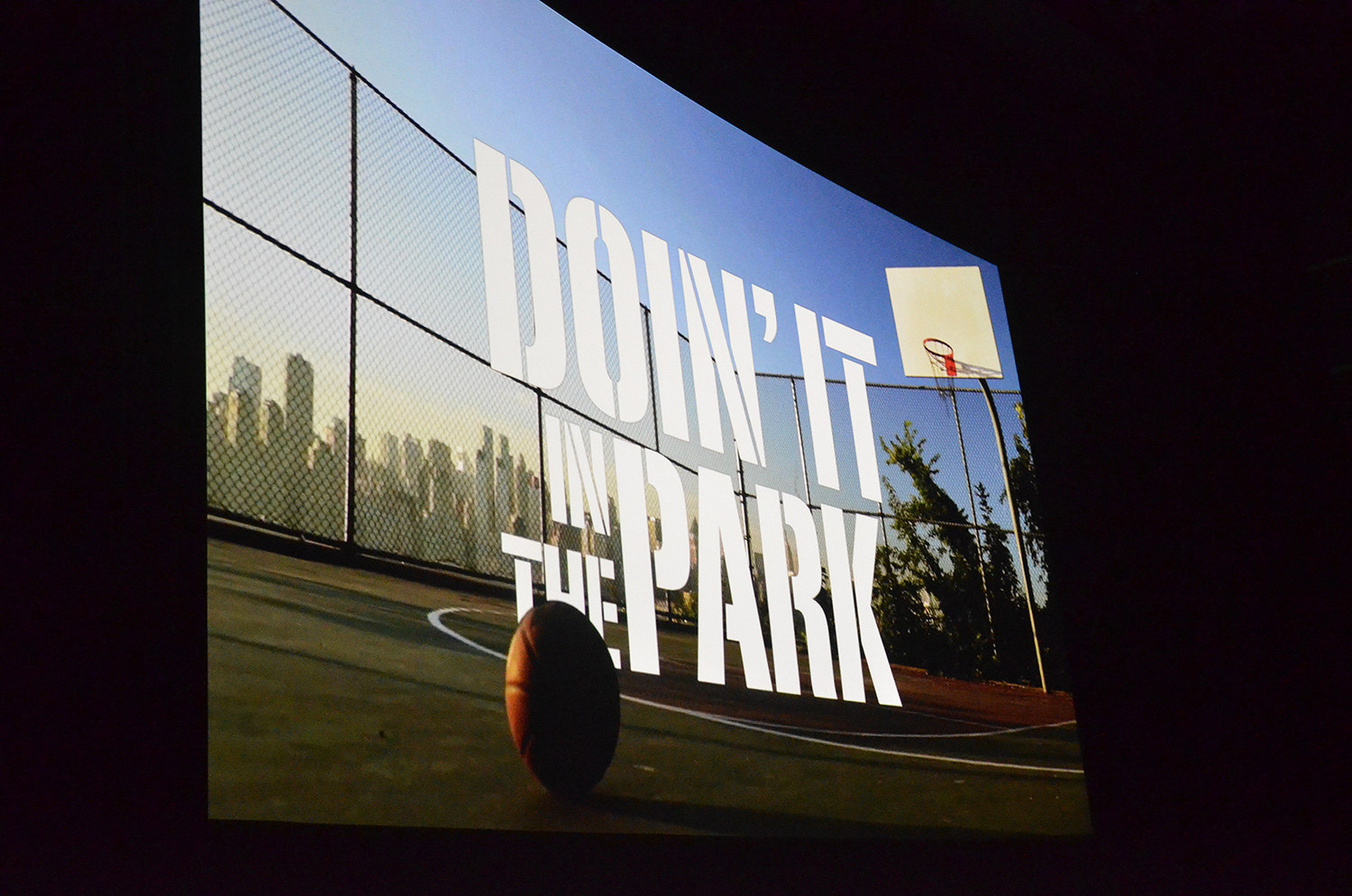 "Shot at 180 courts in 75 days, the film covers a cross-section of players both professional and amateur, including Julius ""Dr. J"" Erving, Kenny Smith, ""Pee Wee"" Kirkland, ""Fly"" Williams, God Shammgod, Tim ""Headache"" Gittens, Corey ""Homicide"" Williams, Kenny Anderson, Jack Ryan, Richard ""Crazy Legs"" Colon, Niki Avery, Milani Malik, and the Park Pick-Up Players of New York City. The filmmakers traveled to most of the film locations by bicycle, carrying camera equipment and a basketball in their backpacks."