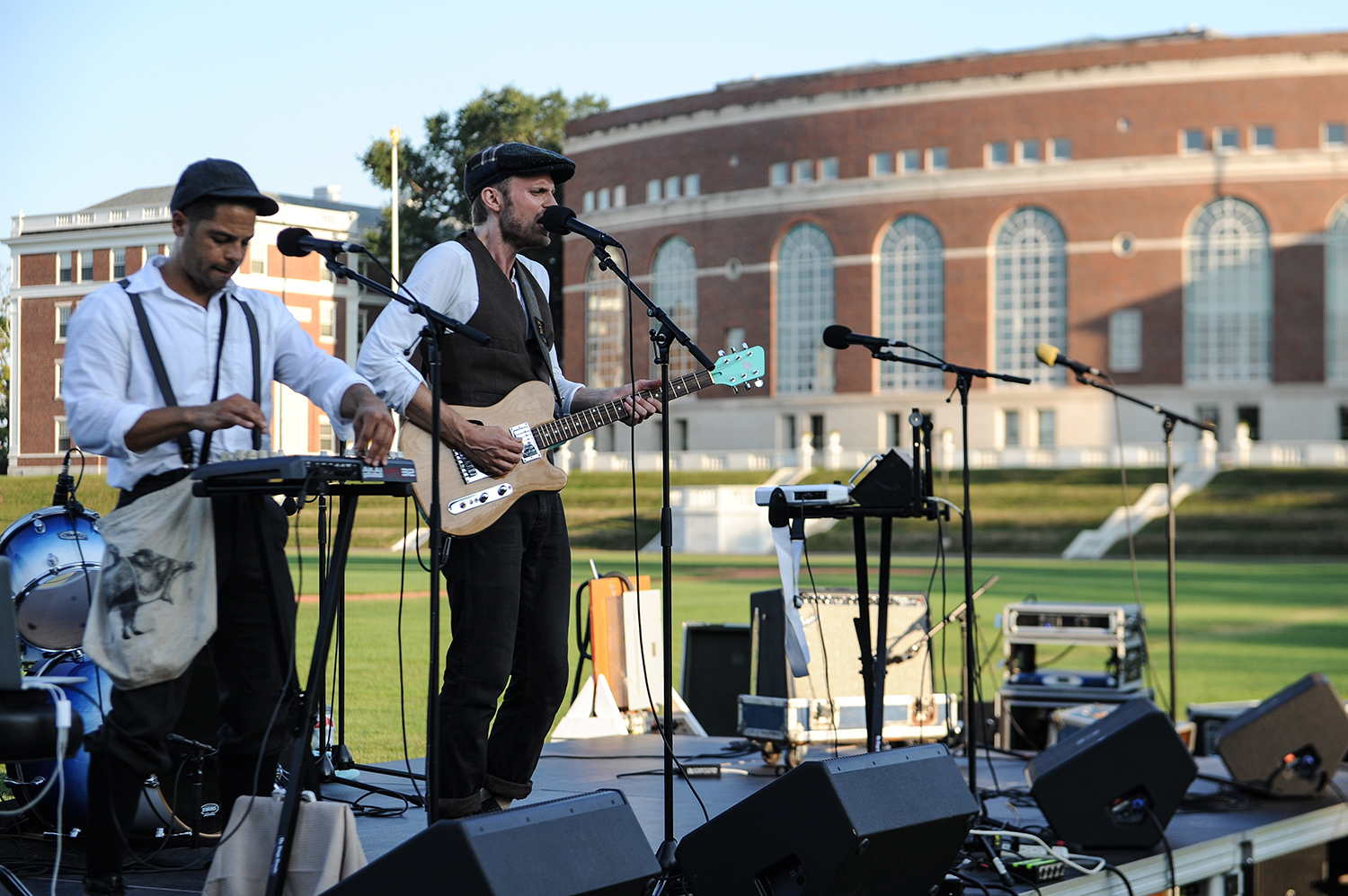 The MASH, Sept. 5, 2014. (Photo by Harry Jiang '18)