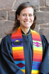As the university's Protestant chaplain, Tracy Mehr-Muska wears many hats, including mentor, cheerleader, religious tutor, celebrant of sacraments, caregiver, counselor, listener, worship leader and event planner, among others.
