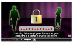 Learn how to create secure passwords.