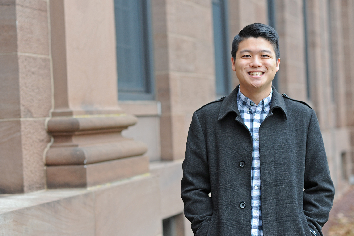 Alton Wang '16 is a sociology and government double major who plans to enter public service after graduation, advocating for the rights of the Asian American and Pacific Islander community.
