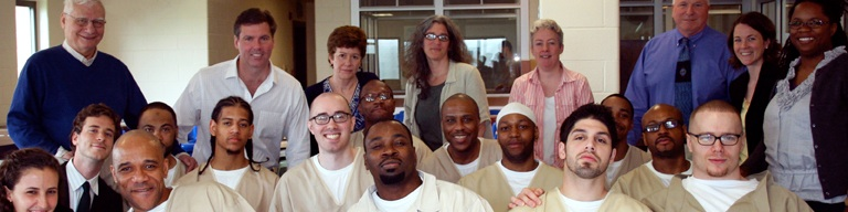 Several Wesleyan faculty, staff and students participate in the Center for Community Partnerships' Center for Prison Education program, helping to enrich the lives of those who are systematically denied access to educational opportunities. The CPE is one way Wesleyan involves itself in the community.