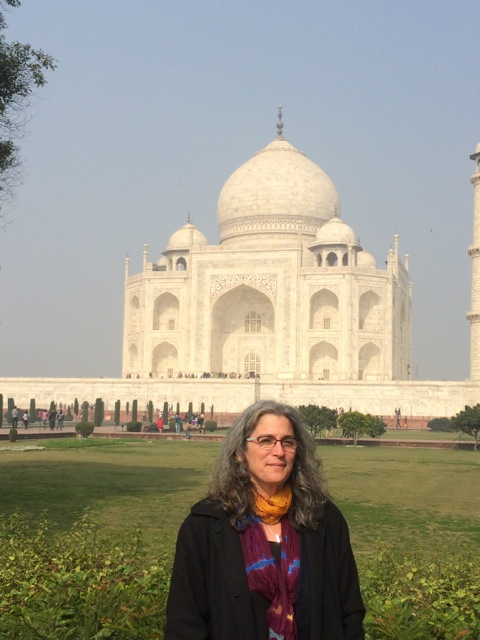 Professor Lori Gruen visits India as a distinguished guest to the Minding Animals Conference.