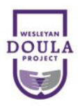 The-Wesleyan-Doula-Project-logo
