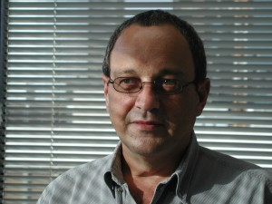 David Fisher is the Silverberg Scholar in Residence at the Center for Jewish Studies. (Photo courtesy of David Fisher)