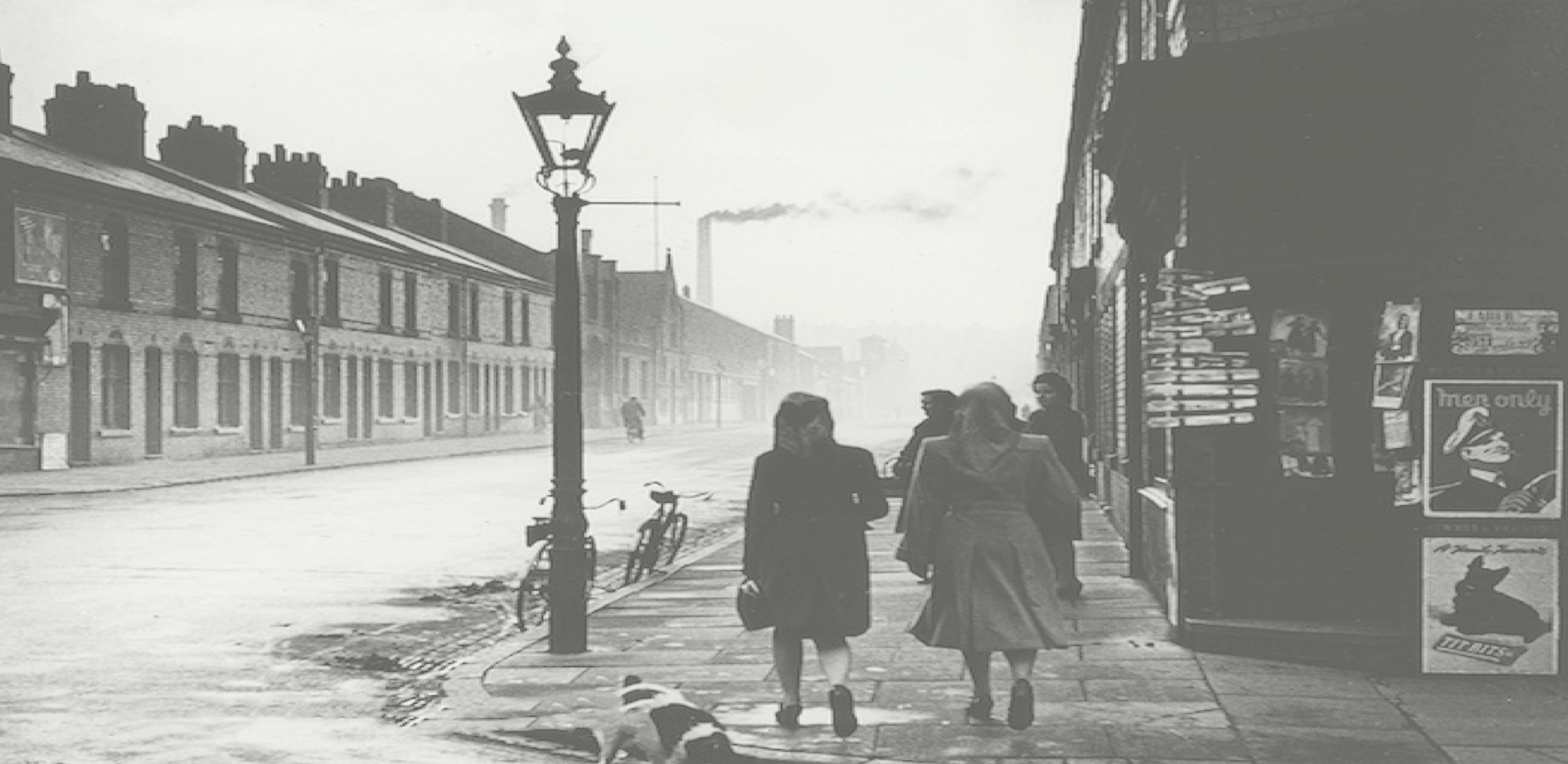 "Lynda Nead of the University of London will speak April 14 on ""The Tiger in the Smoke: The Aesthetics of Fog in Post-War Britain c. 1945-55"" as part of a series of Earth Month events at Wesleyan."