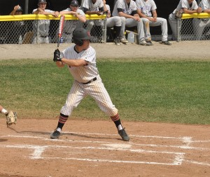Andrew Yin '15 graduates as the number-two all-time leading hitter at Wesleyan with 203 safeties.
