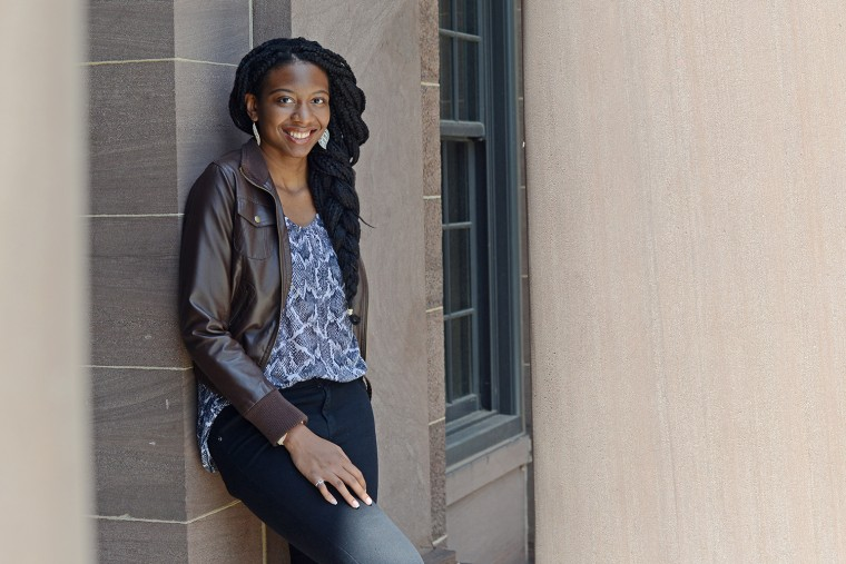 Stacy Uchendu '17 is treasurer of the African Student Association and enjoys writing poetry and short stories in her free time.