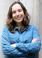 Michelle Personick, assistant professor of chemistry, is an expert on inorganic nanomaterials chemistry.