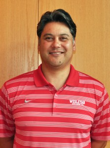 Ben Somera is the new head coach of women's volleyball.