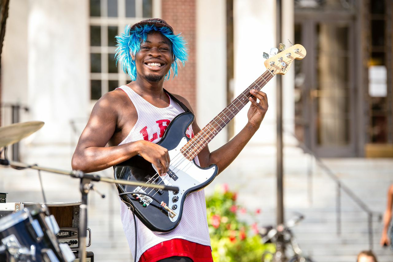 The Mash will kick off the 2015-16 Center for the Arts series on Setp. 11. Inspired by Fete de la Musique, also known as World Music Day, the fourth annual festival highlights Wesleyan's student music scene.